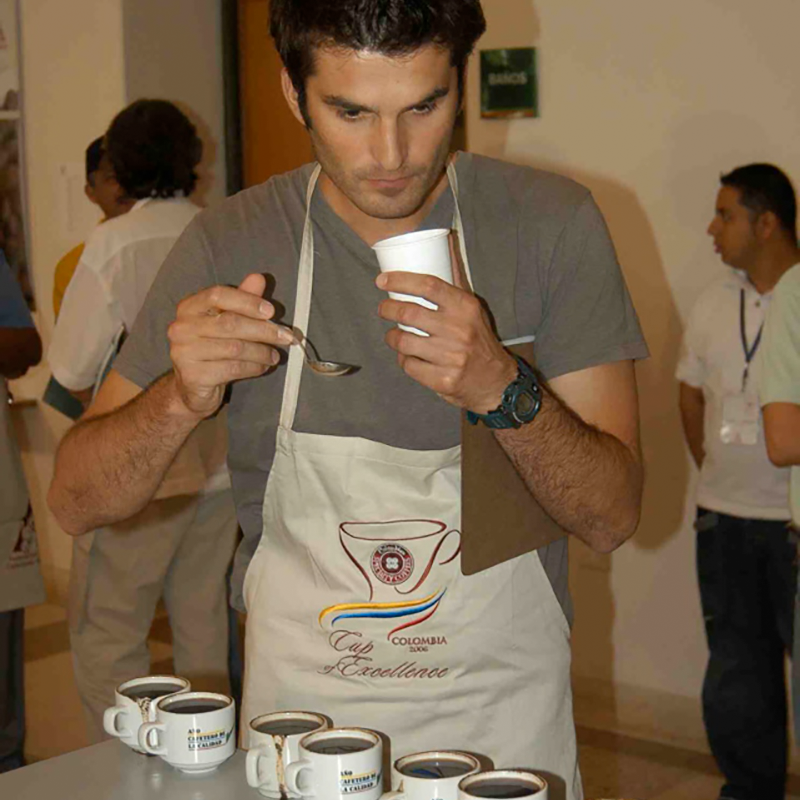 Peter N. Dupont - CEO & Sourcing at The Coffee Collective