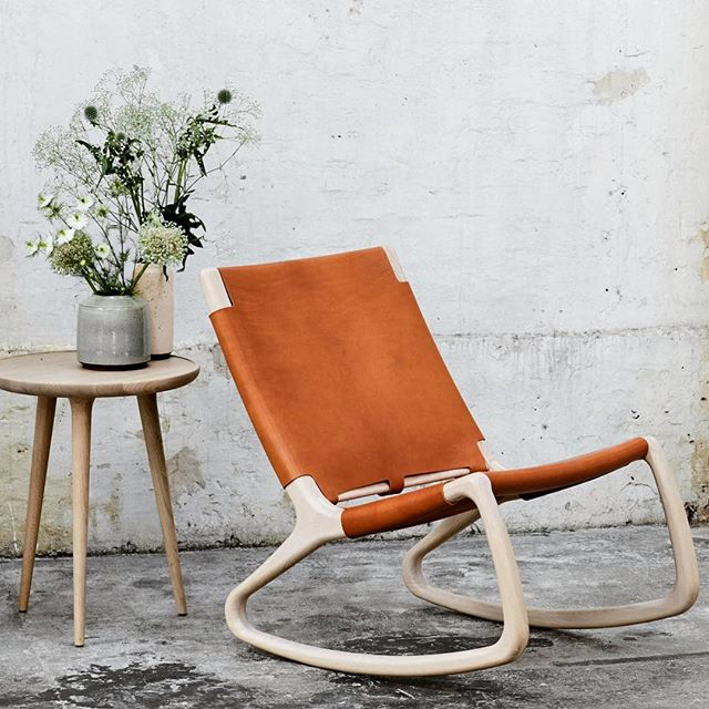 A big thank you to the @nytimes for featuring the Mater Rocker designed by @shawnplacedesigns for @materdesign and available at @fairnyc . A handsome chair with great details! Hope you'll stop by FAIR and give it a try! #rockwithyou #rockingchair #modern #artsandcrafts #fieldandsupply
