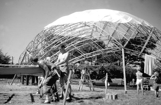 Woodshole Dome