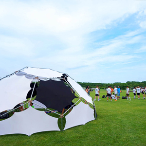 Soccer Tournament Hut - Huntington, NY