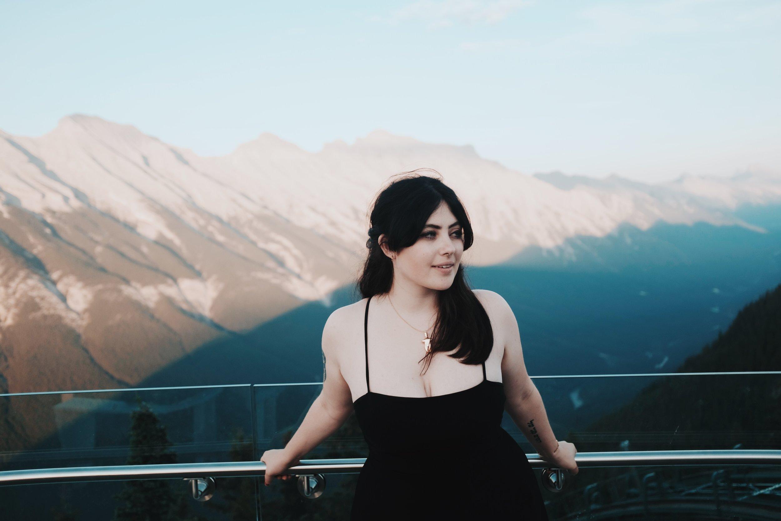 Banff Sulfur Mountain