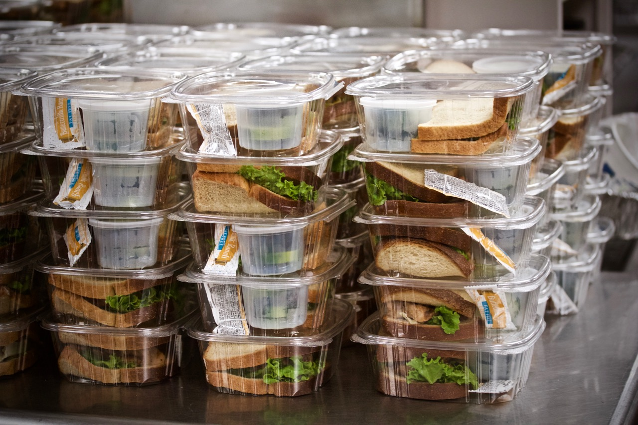 FREE TAKE-HOME MEALS FOR STUDENTS