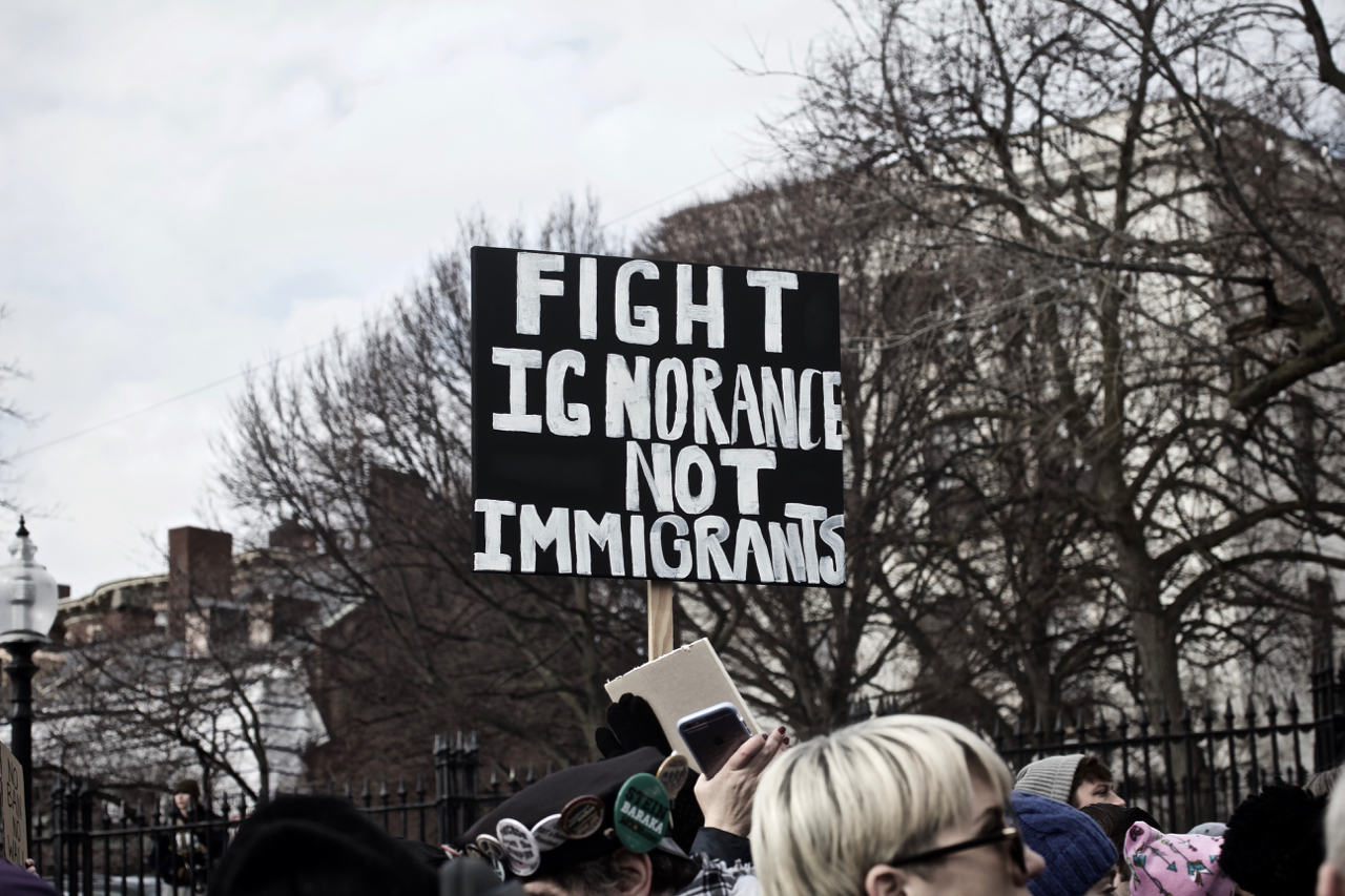 RESISTANCE - MASSACHUSETTS STATE HOUSE LAWN