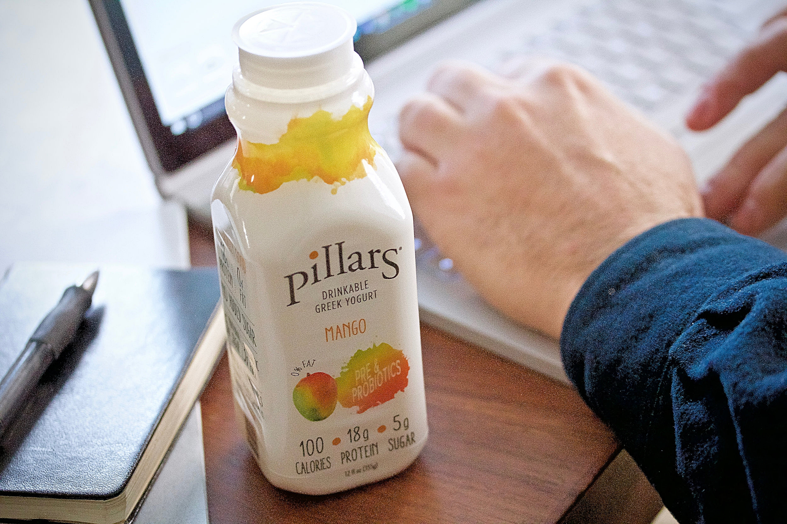 PILLARS YOGURT