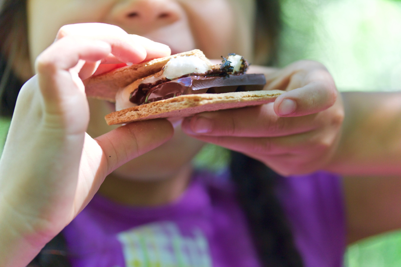 CAMP LIFE - S'MORES