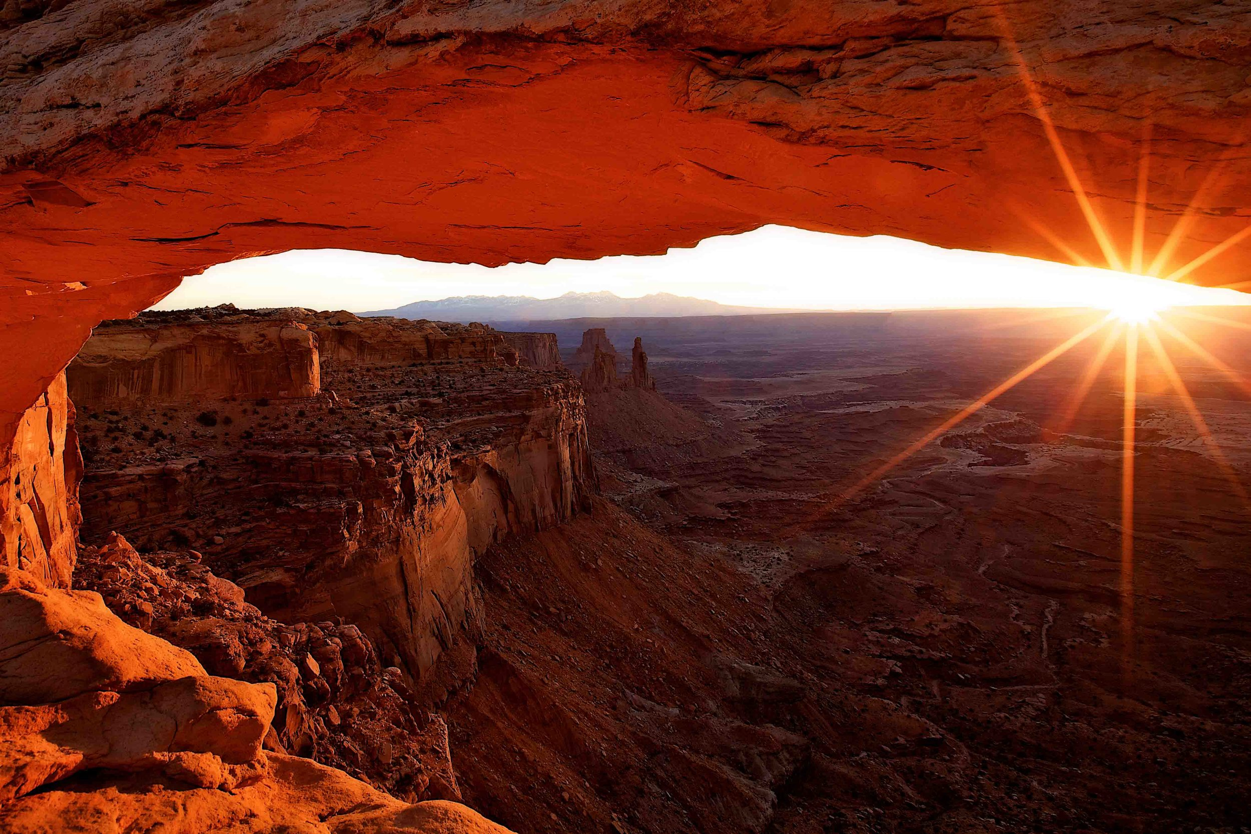 Canyonland Sunrise