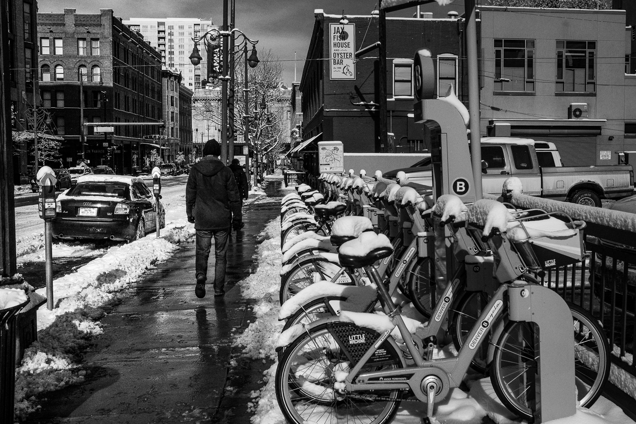 Snowy B Cycles