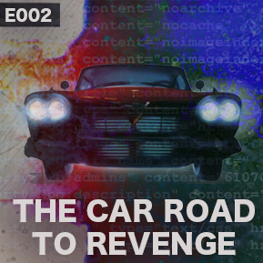 """EP. 2 - """"THE CAR: ROAD TO REVENGE""""  // The Cinematologist is back this week going over The Car: Road to Revenge."""
