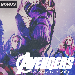 """EP. BONUS 2 - """"AVENGERS: ENDGAME PART 2"""" [Guests: Hans Lam & Jacob A. Miller]  // Continuing the dialogue on Marvel."""