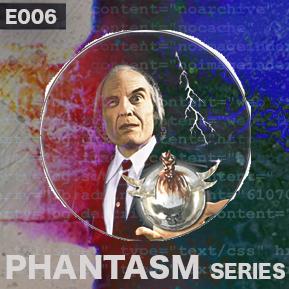 "EP. 6 - ""PHANTASM"" RETROSPECTIVE [Guest: Tom West]  // Tom West is back to discuss the Phantasm series."
