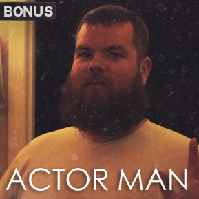 """EP. BONUS 6 - """"ACTOR MAN"""" [Guest: Kenney Dorcely] // Kenney and LowRes get into the brand new Sony dispute and the next CMFRT_SYSTMS."""