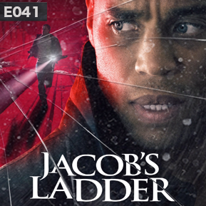 """EP. 41 - """"JACOB'S LADDER (2019)"""" [Guests: Jacob A. Miller and Jerry Jensen] // In this crossover, the members of Headshot, LLC. discuss the remake of Jacob's Ladder."""