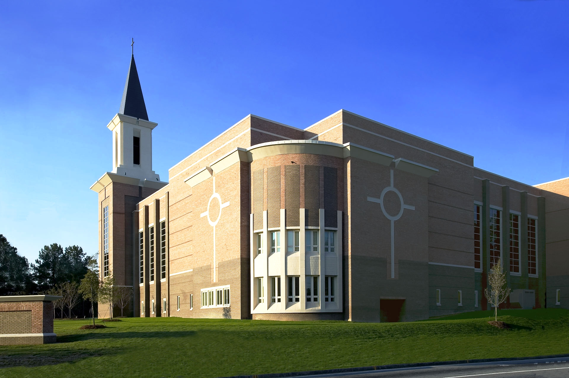 Mount Paran Church - Atlanta, GAAstro installed and maintained Access Control and CCTV systems have made this house of worship's security posture a known standard for other churches to follow.