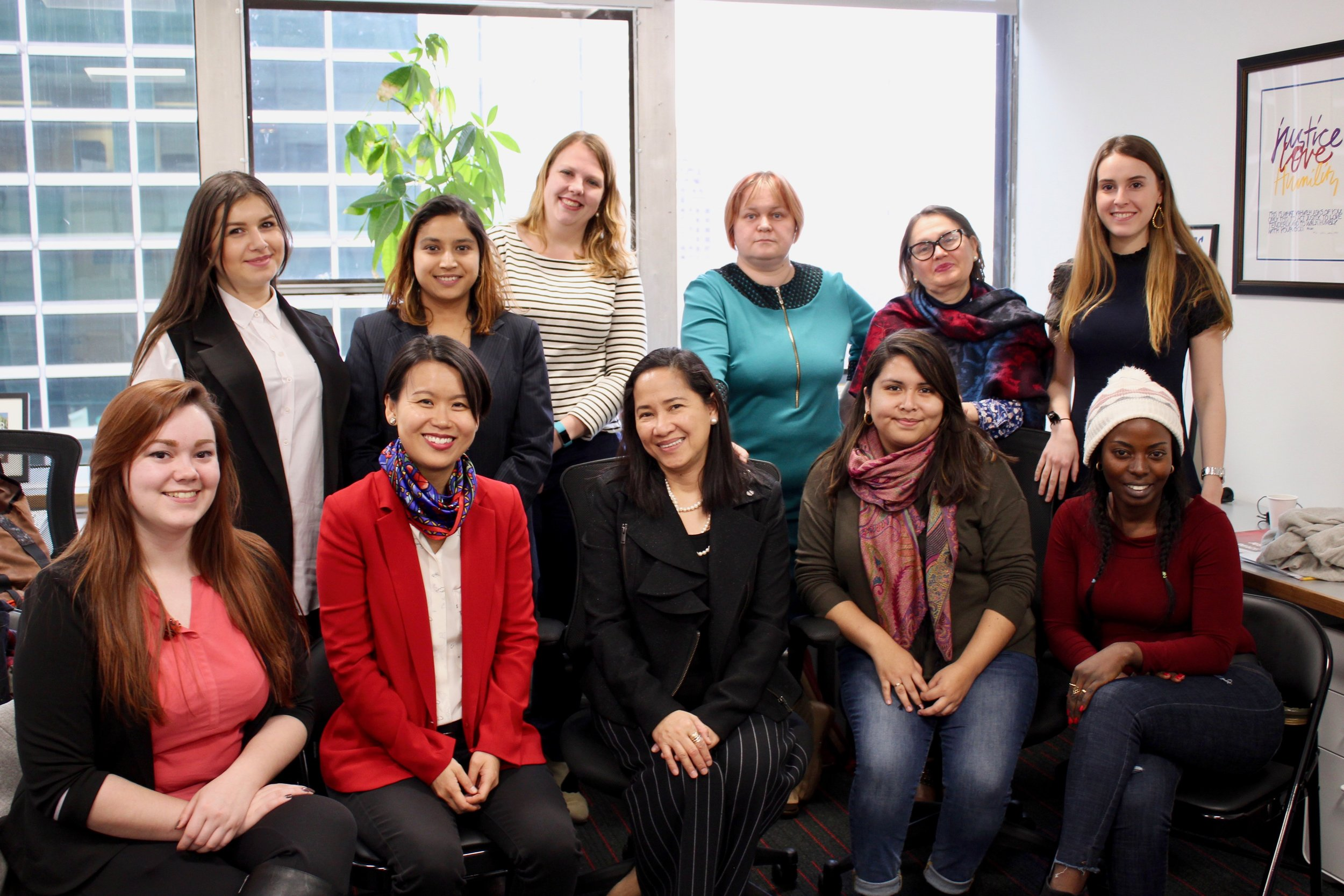 Global Network of Women Peacebuilders