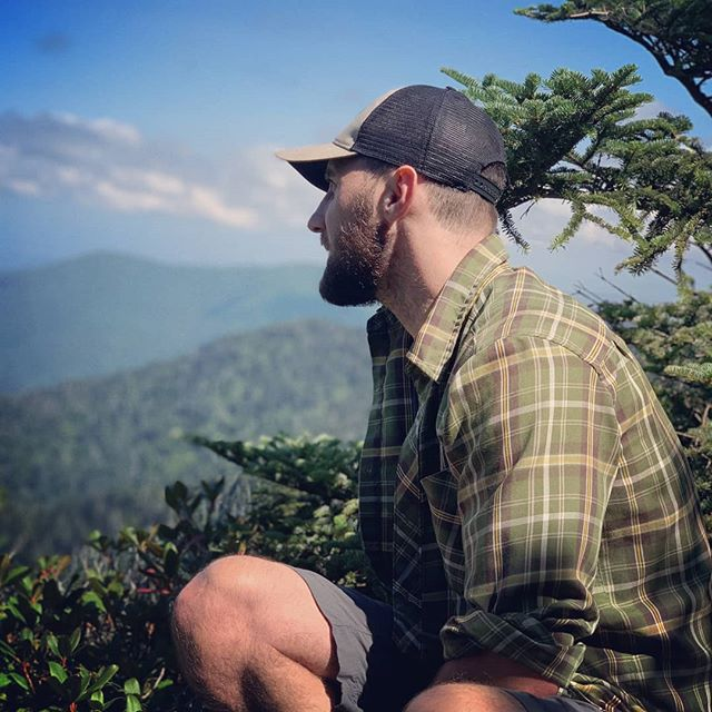 It was great to get out on a personal backpacking trip with my nephew. Deep in the Smoky Mountains with my nephew. #backpacking #backcountry #livelife #americanwildtrekking #americandream #nationalparks #smokymountains #greatsmokymountains #wilderness #lostinthewild #mountains #portrait #firtree #adventure #lovelifeofadventure #tennessee #intothewild #guidelife #plaid #instafamous #onlyinamerica #america #americanwilderness