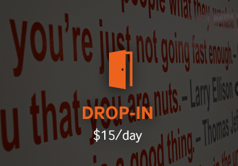 Drop-in Coworking at $15 per day thumbnail