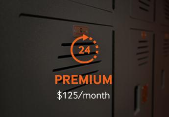 Premium coworking at $125 per month thumbnail