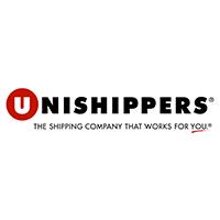 Unishippers logo