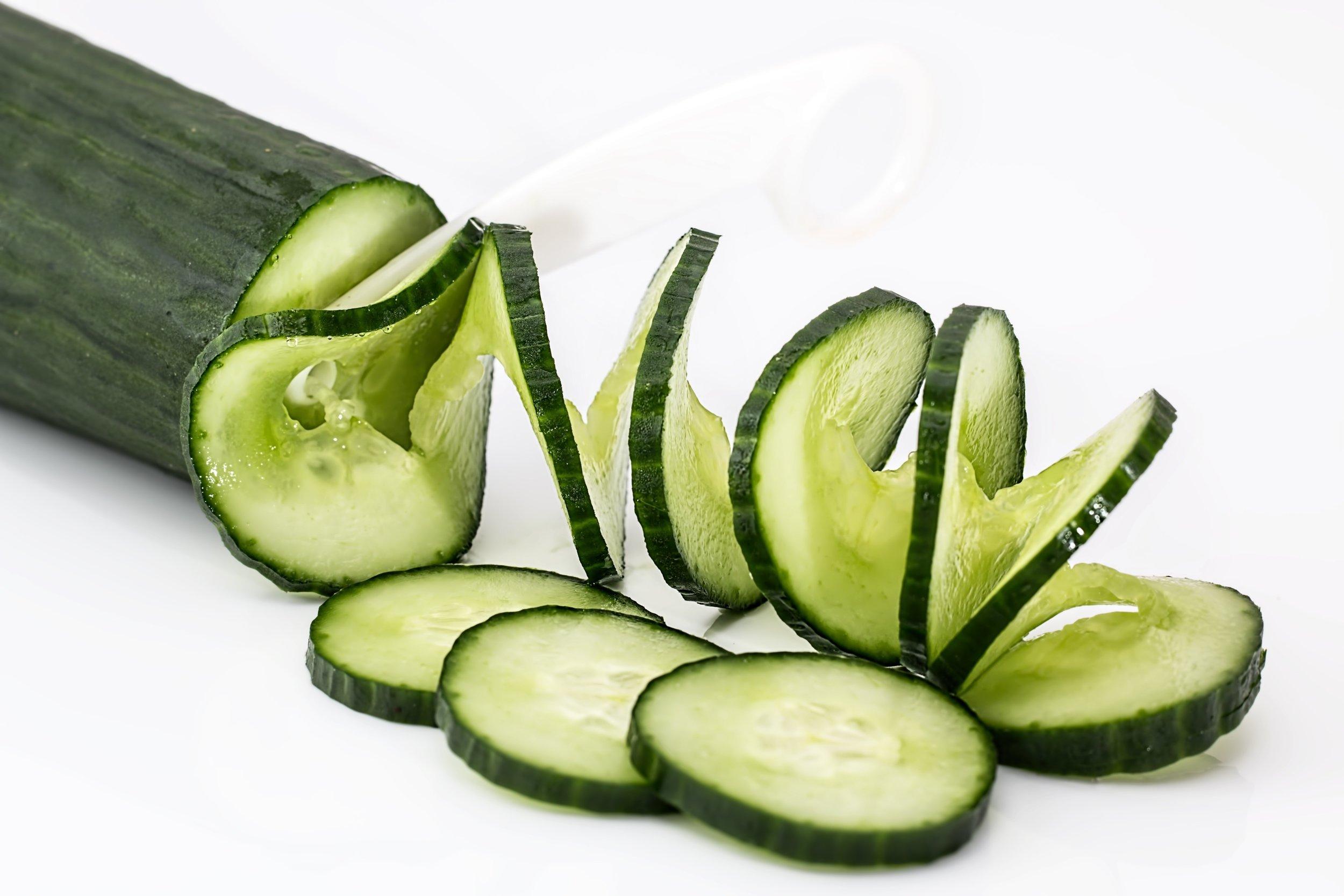 Tzatziki - When life gives you cucumbers...