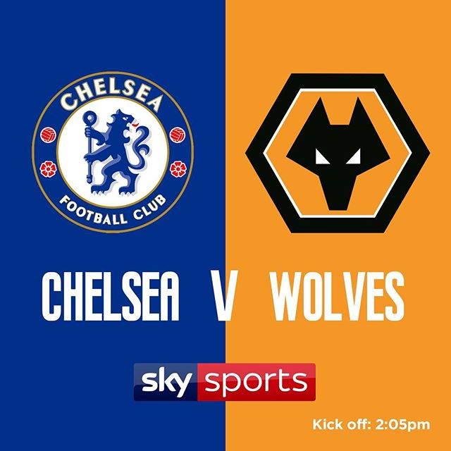 Join us for Chelsea v Wolves & the big one, Arsenal v Manchester United, live on our big screens! ⚽️🍻 The action begins at 2:05pm. See you soon 👋🏻 #premierleague #sportspub #skysports #chelsea #wolves #arsenal #manutd #livehere #sundayfunday #goodtimes #football #barnsleyisbrill