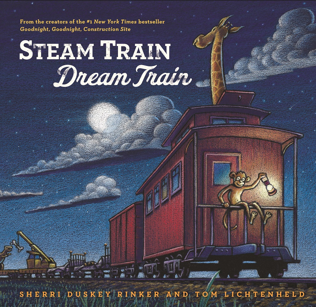 Rinker, Sherri Duskey 2013_04 - STEAM TRAIN, DREAM TRAIN - PB.jpg