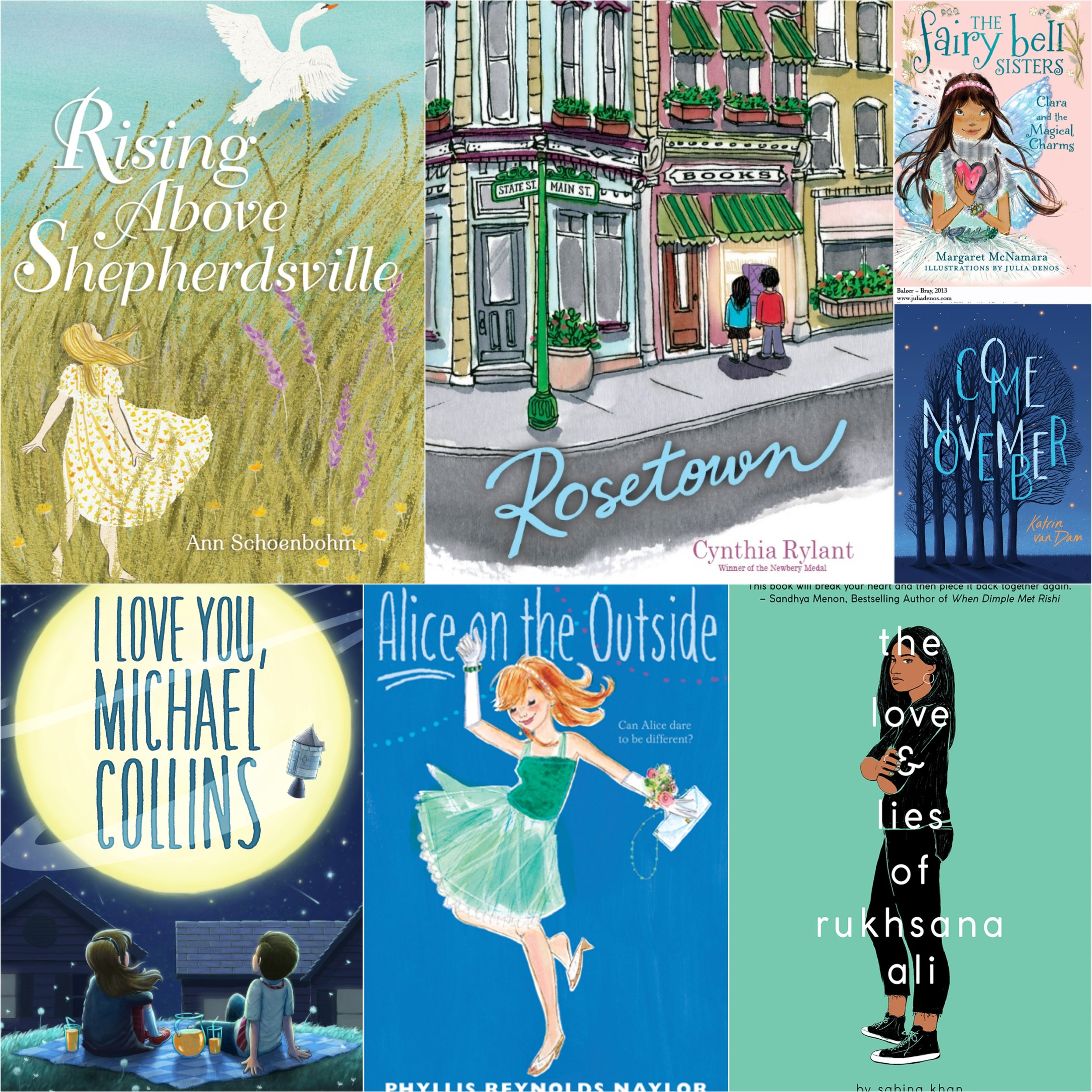 Middle Grade & YA Cover Art