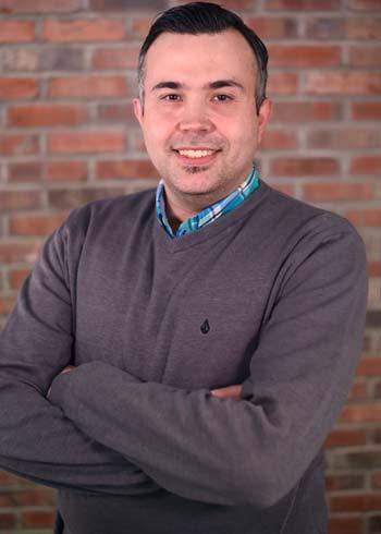 Nick Wright, A.Sc.T. - VP Marketing & Technology