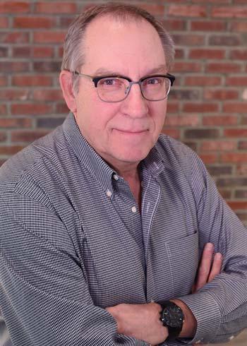 Brent Bradford, A.Sc.T. - Mechanical Design Specialist