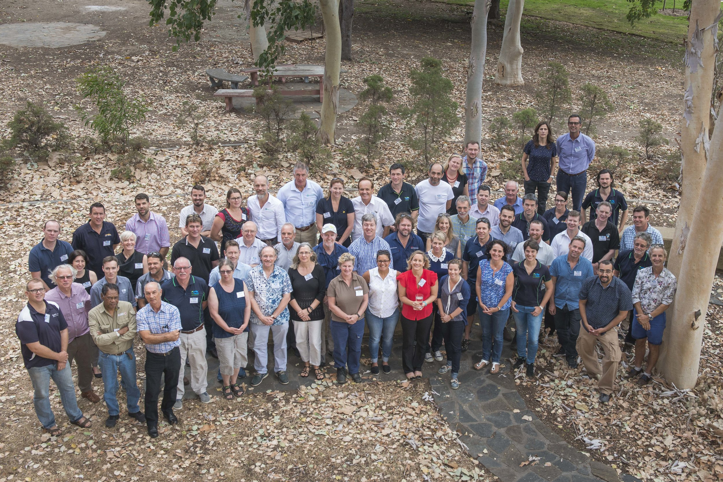 Coastal Restoration Symposium attendees.jpg