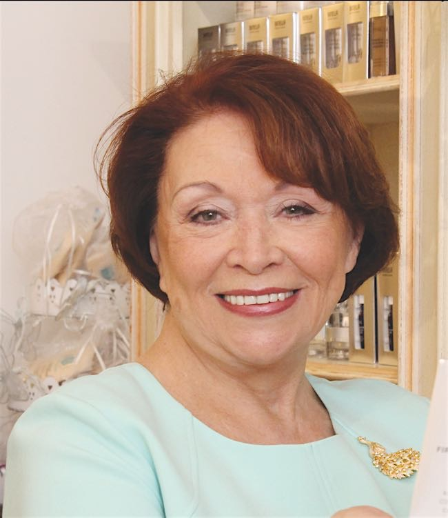 Edeltrud Stark - Orthomolekular-CosmetologinExpertin für Hautgesundheit