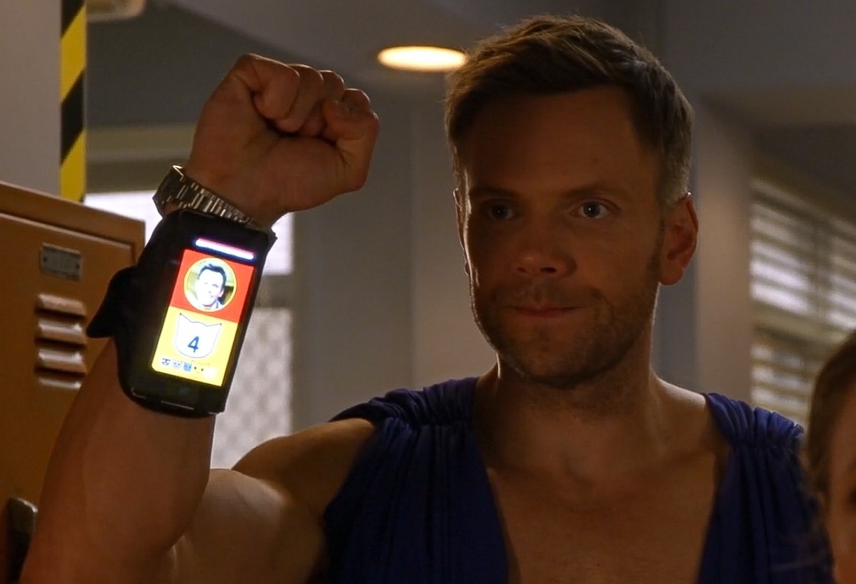 """Community's """"Meow Meow Beans"""" episode now feels incredibly prescient"""