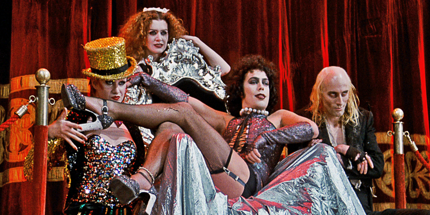 The  Rocky Horror Picture Show  remains the epitome of camp
