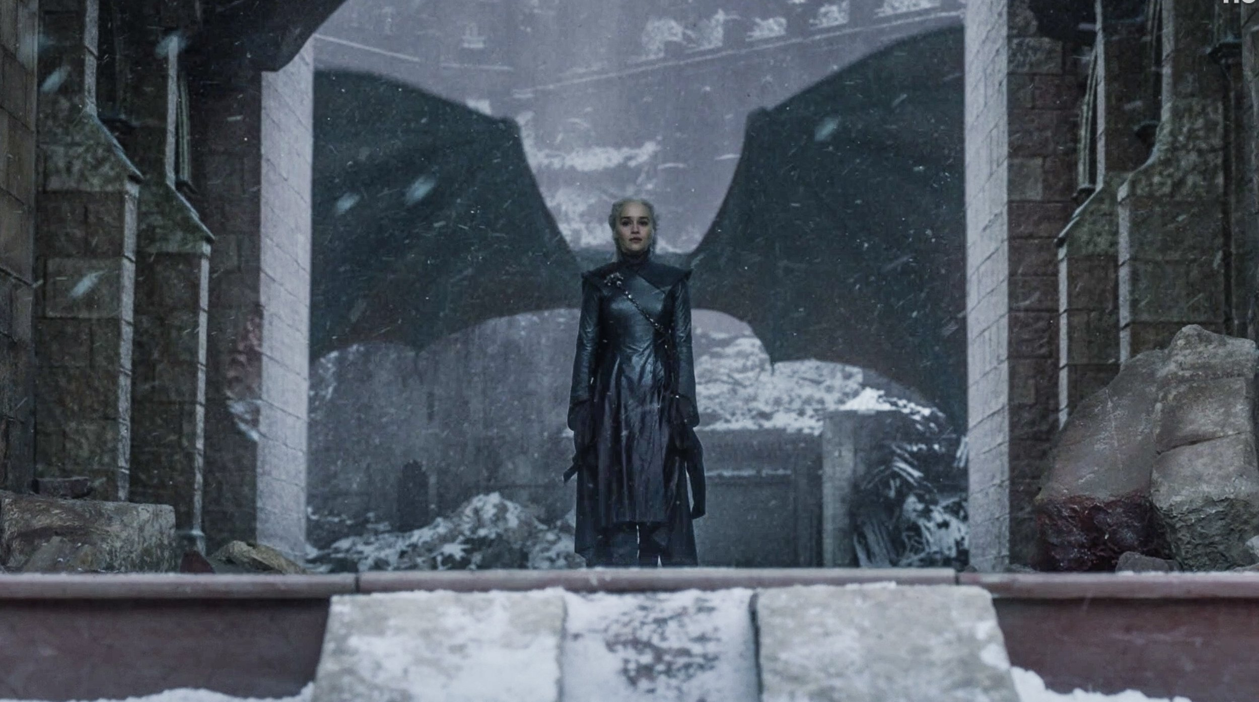 Daenerys and Paul McCartney have one thing in common: Wings