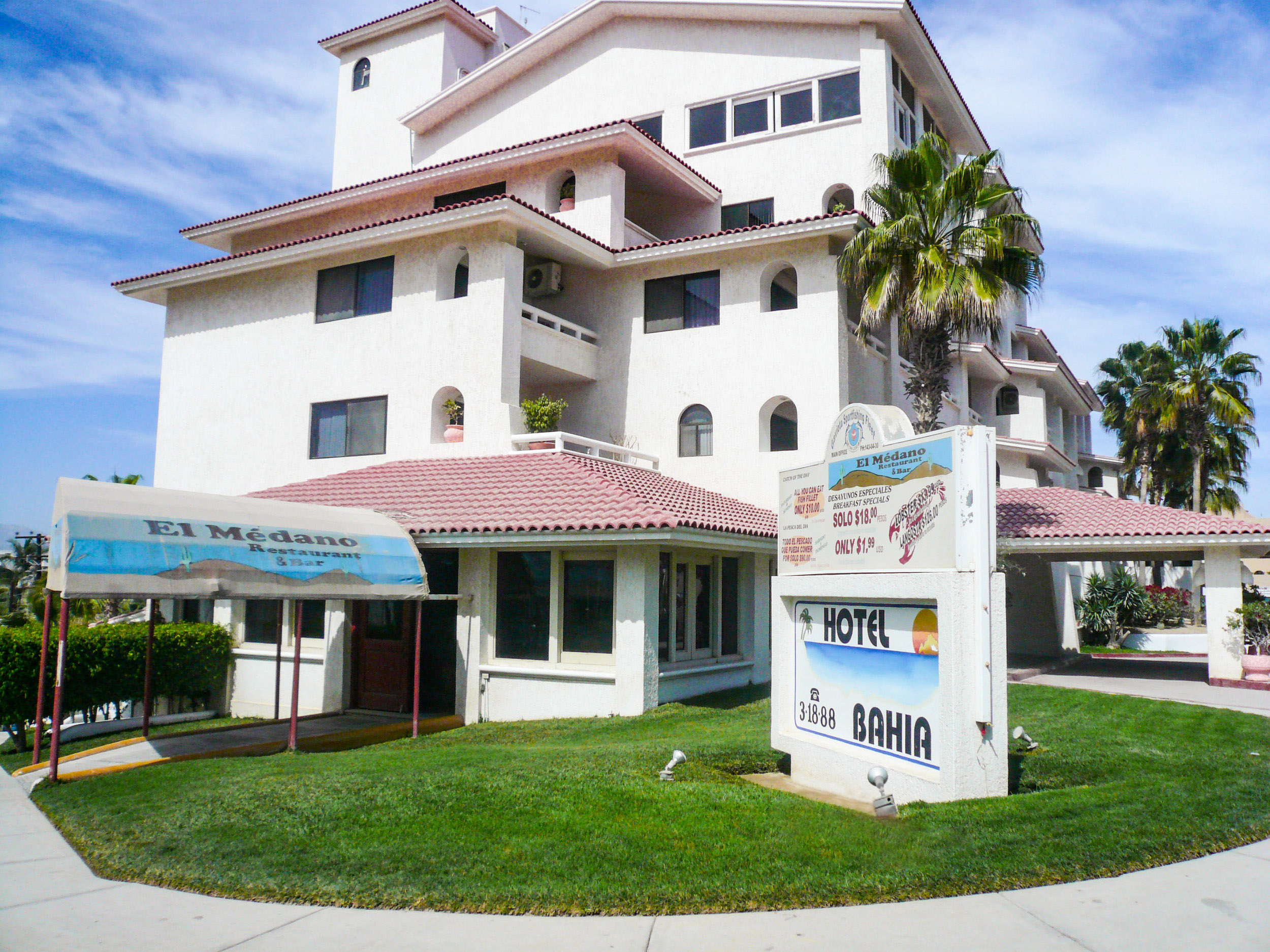 Bahia Hotel - 2007