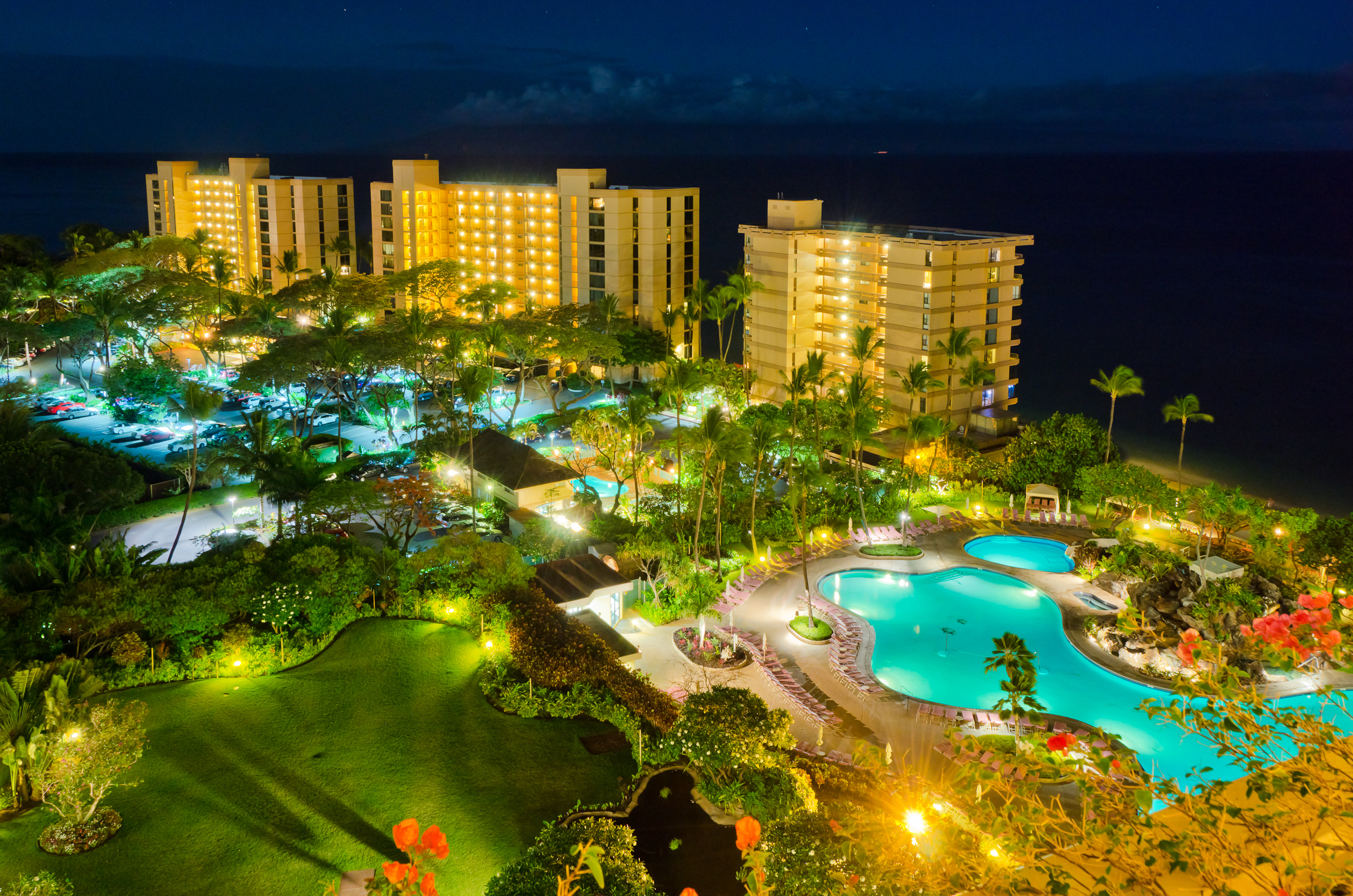 - Upscale Resorts