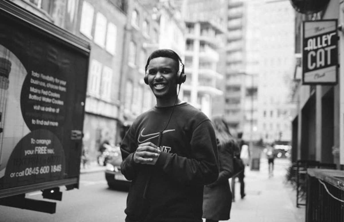 NOVELIST PROVES WHY HE'S A GAME CHANGER WITH DEBUT ALBUM -