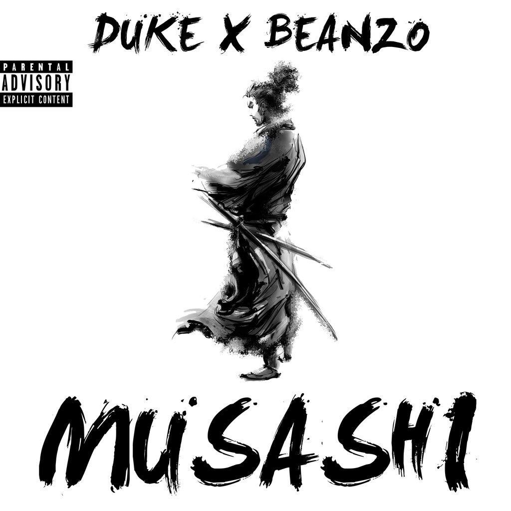 DUKE AND BEANZO DROP THEIR HIGHLY ANTICIPATED MUSASHI EP -