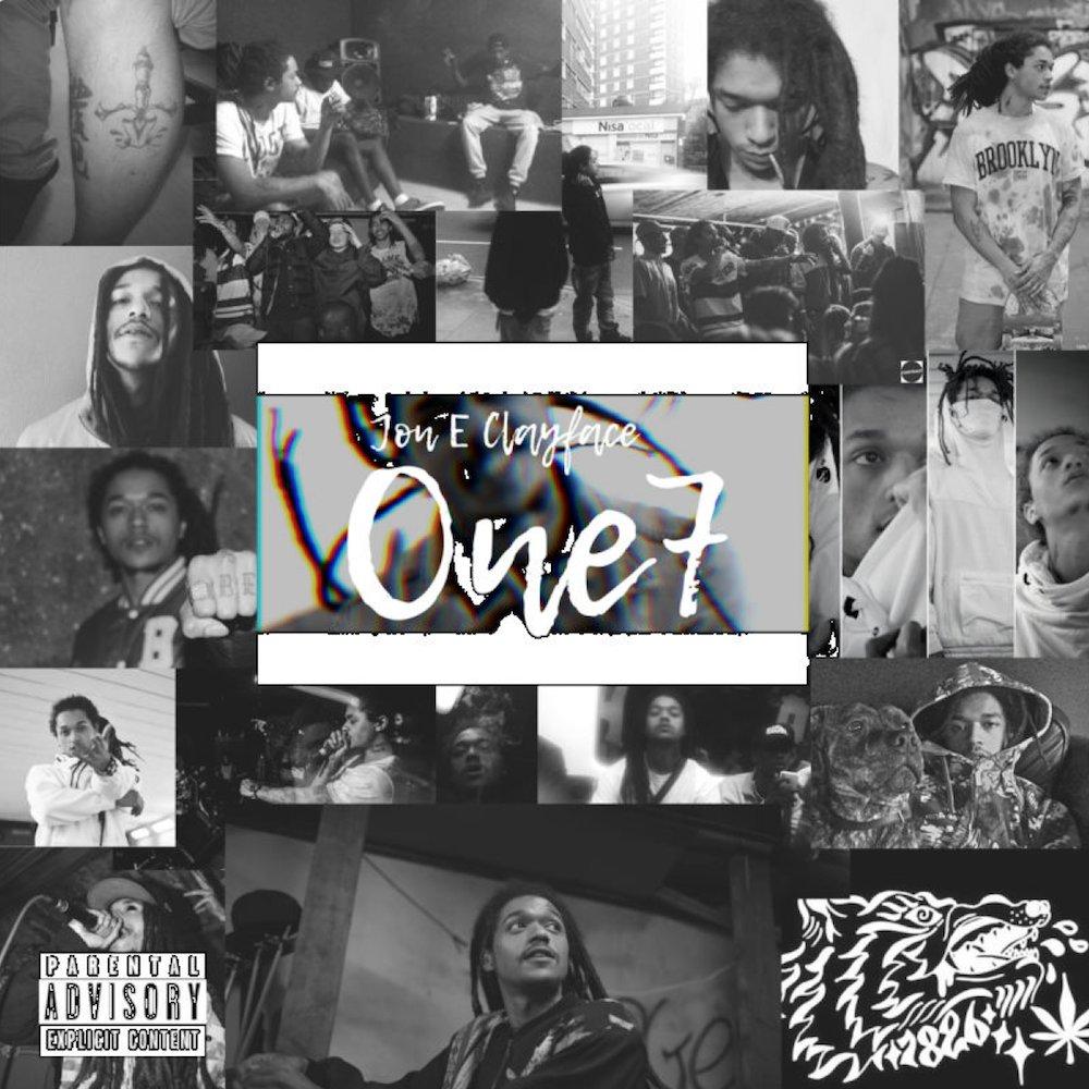 JON E CLAYFACE - ONE 7 -