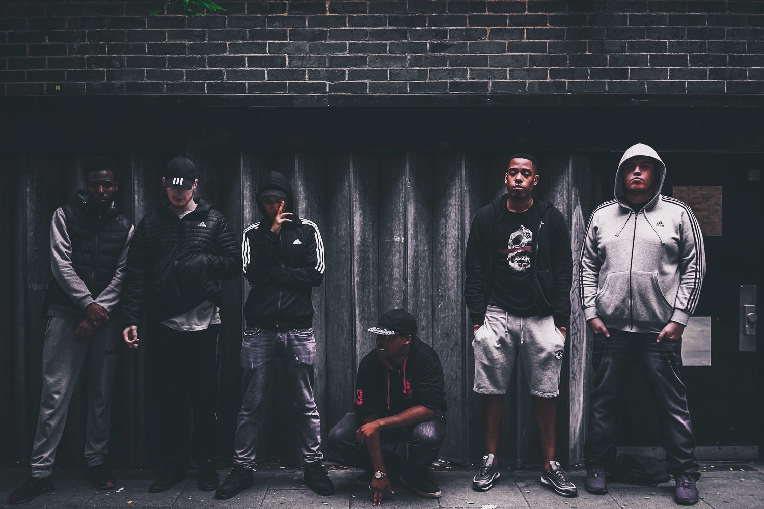 STAINLESS CREW DROP THEIR EXCITING DEBUT PROJECT 'STAINLESS001' -