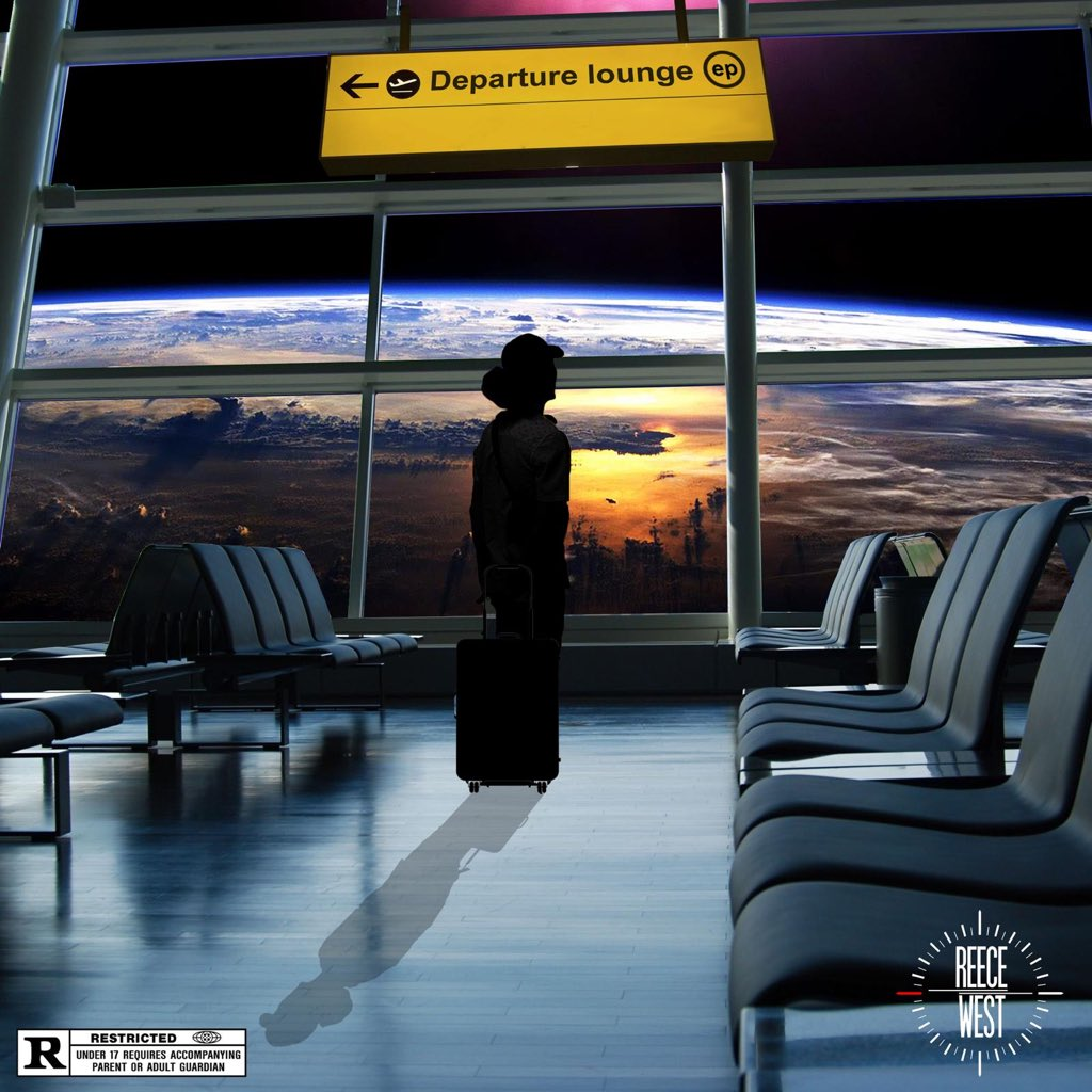 REECE WEST TAKES US ON A JOURNEY WITH HIS NEW PROJECT 'DEPARTURE LOUNGE' -