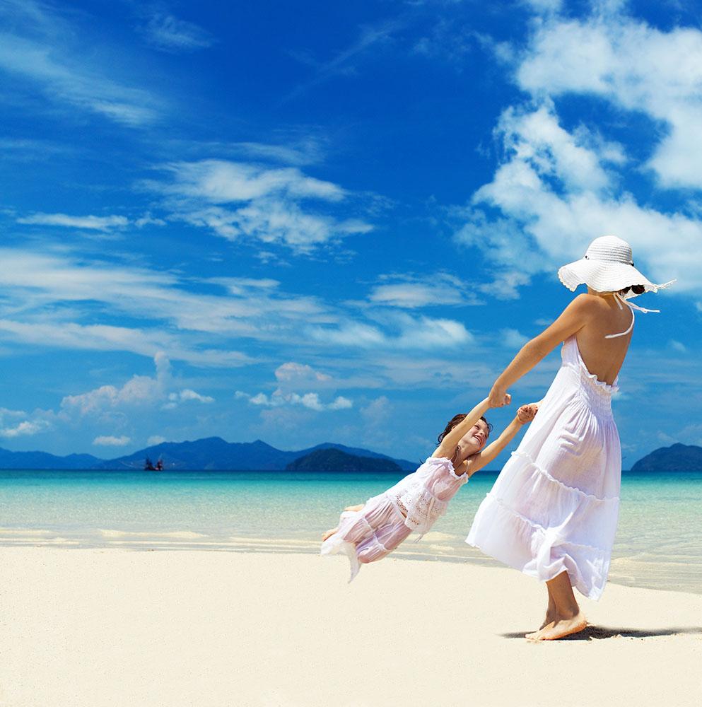 Island Getaways -