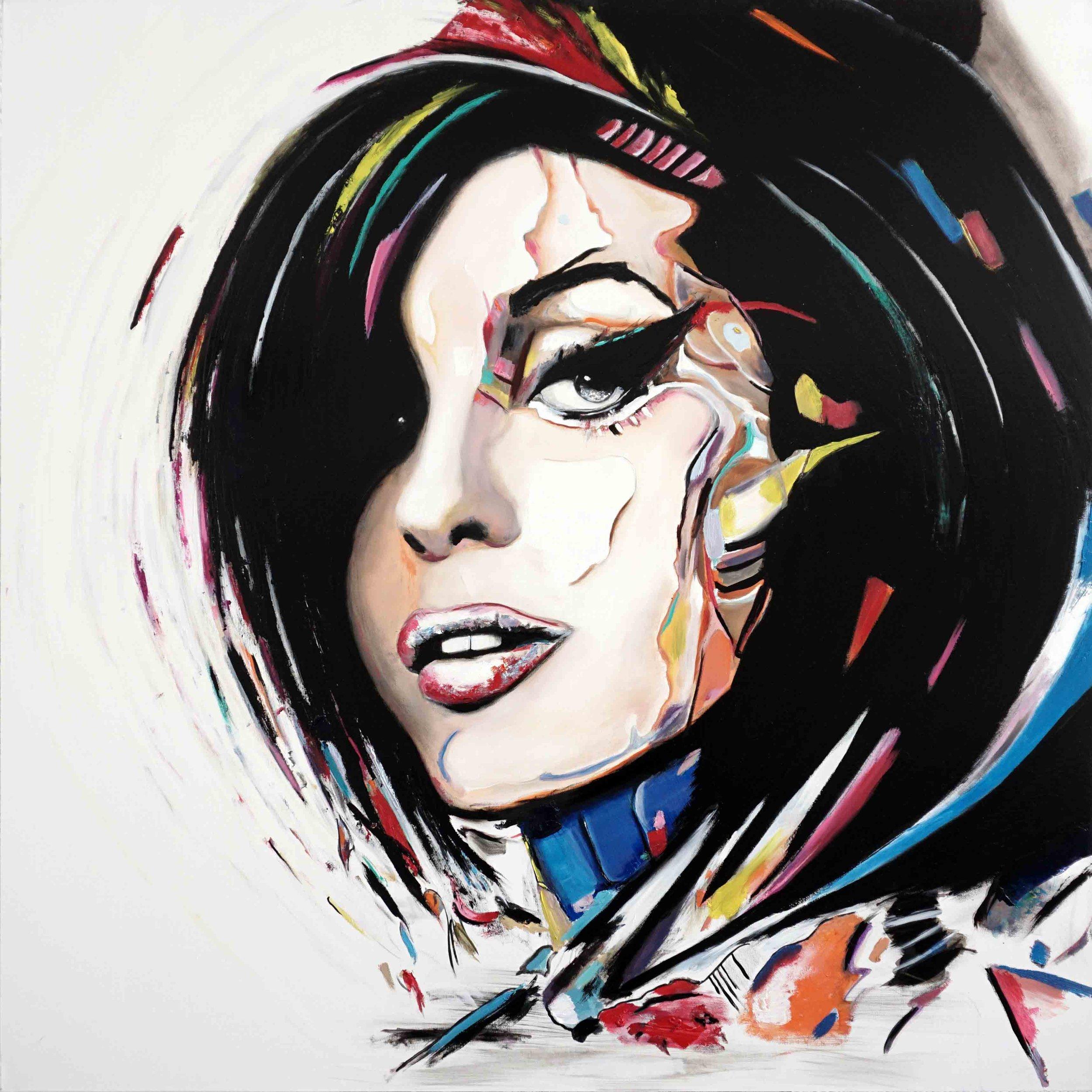 Amy Winehouse - by Jc Trouboul