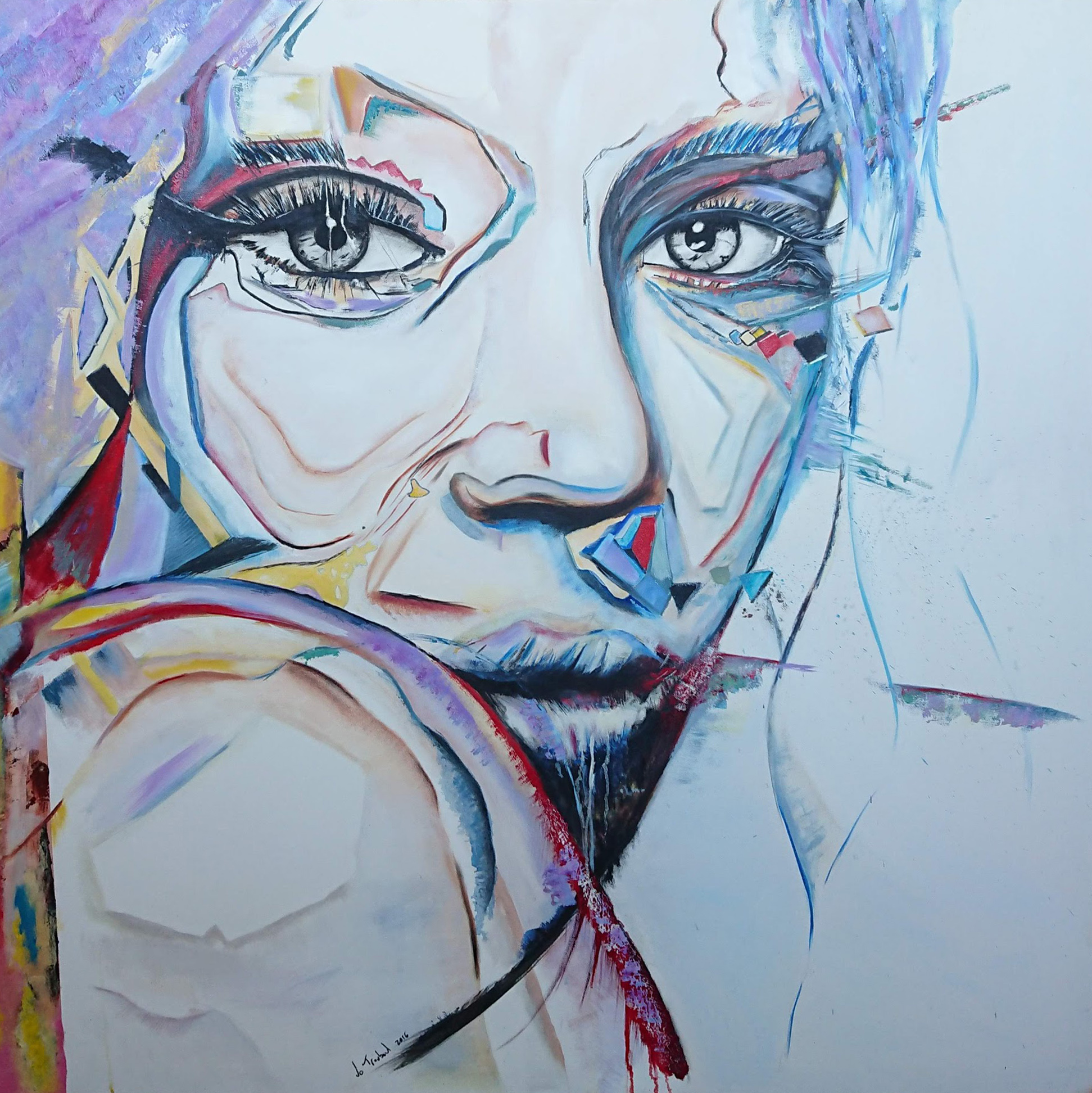 Evelyn  - by Jc Trouboul
