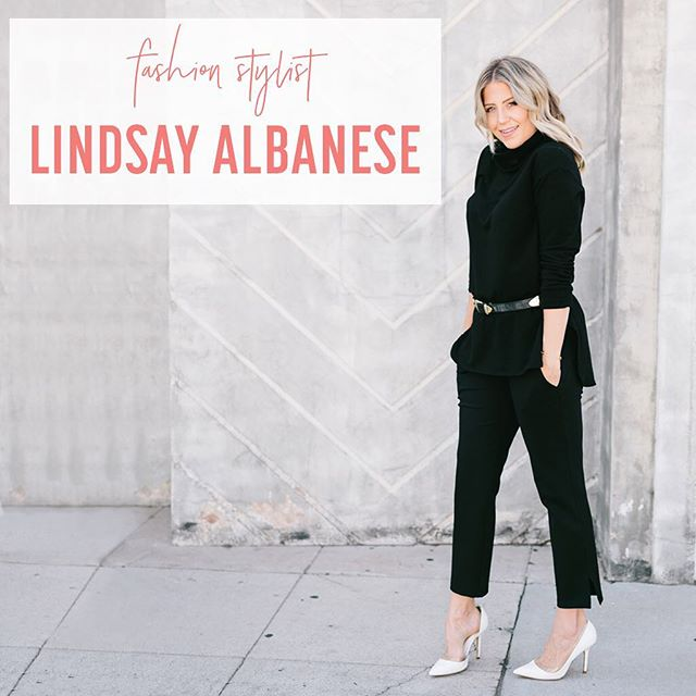 Have you heard the latest?? I sat down with @lindsayalbanese to discuss how she became a big deal in the fashion world for styling, what its like to be a TV personality for the @todayshow and @enews, how she's collaborated with brands to create clothing collections and how's she pivoted into an inventor. Oh yeah, and we also deep dive into styling A-list pop star music videos and which celebrity she was invited to hang with on a yacht at @festivaldecannes...