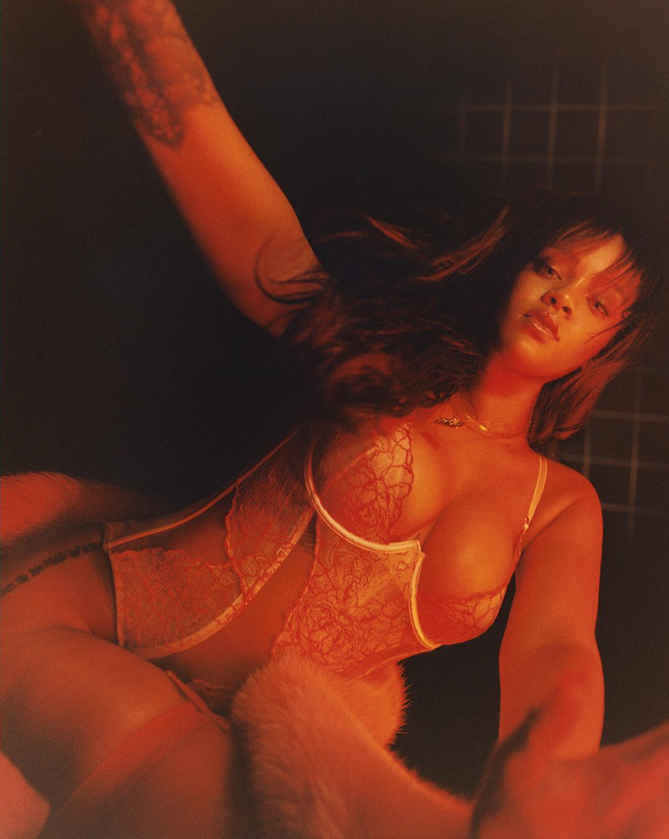Rihanna for Savage X Fenty | Instagram