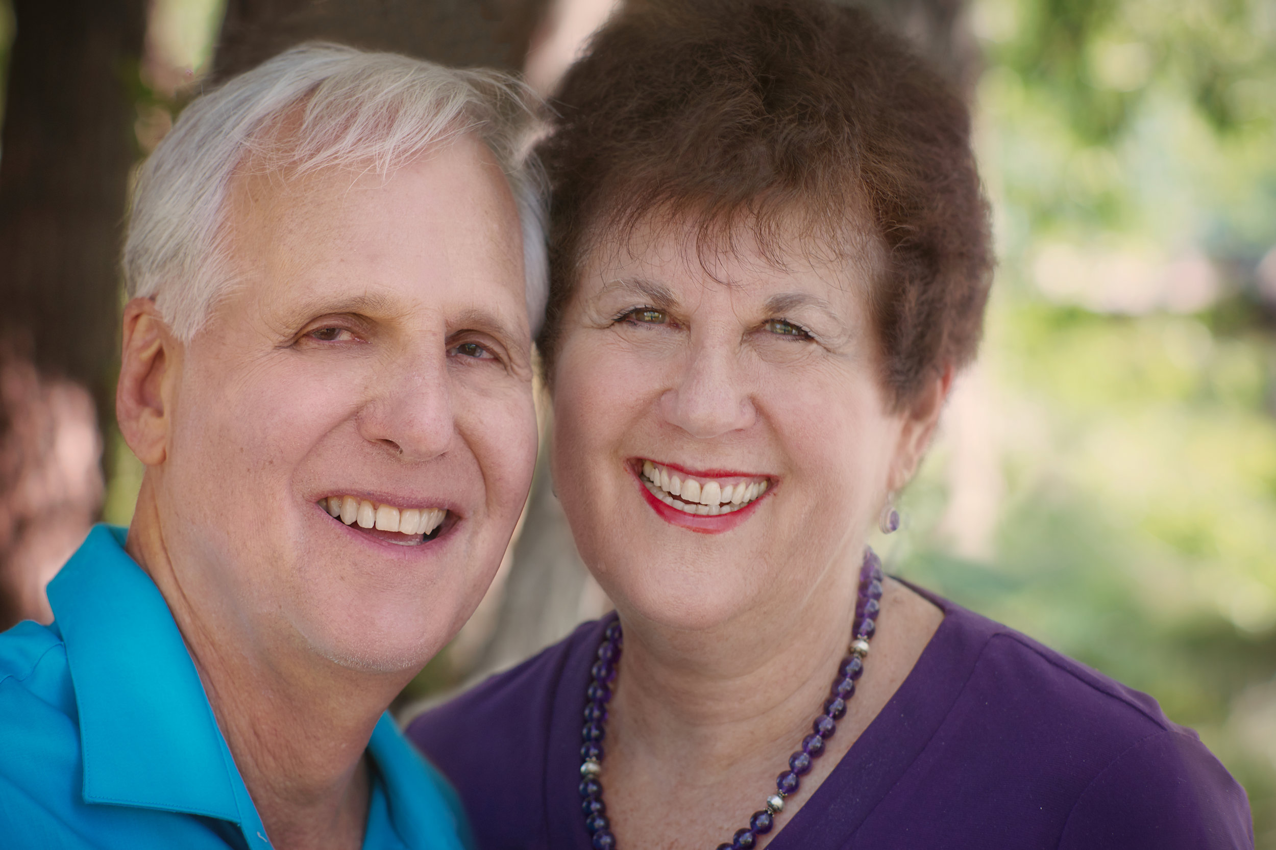 Jim and Ruth Sharon - Jim Sharon, EdD is a licensed psychologist, Ruth Sharon, MS is a licensed professional counselor, both in private practice together. Dr. Sharon was certified as a life coach in 2001 and Ruth became a certified wellness coach in 2006. Jim and Ruth have worked together as couples' coaches since 2011. The Sharons each have over four decades of professional experience serving thousands of couples as relationship coaches, as counselors, and as seminar and retreat facilitators.They were voted Best Relationship Coaches in Colorado in 2015 and 2016. Their latest of four published books is Secrets of a Soulful Marriage: Creating and Sustaining a Loving, Sacred Relationship, SkyLight Paths, 2014. The Sharons have also served as facilitators for coaches and as board members of the Colorado Chapter of the esteemed International Coach Federation.Married since 1970, Jim and Ruth have raised three adult, married children and currently have three young granddaughters. They presently reside in the Denver area.