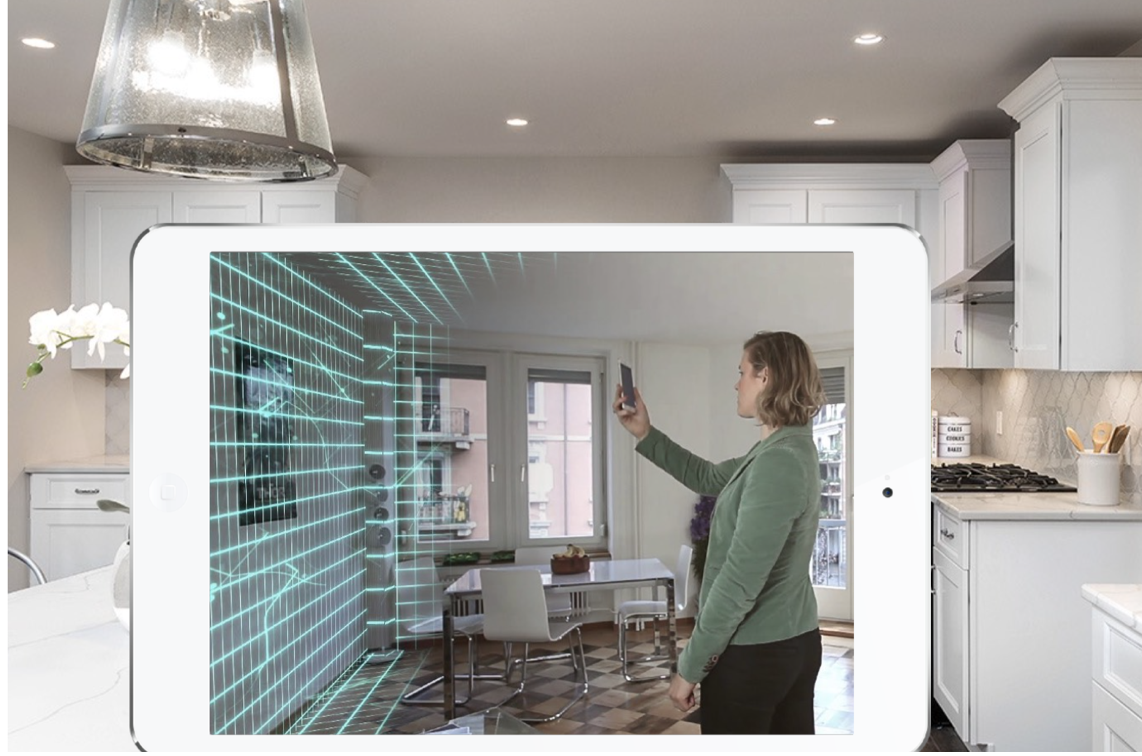 3D Room Scanning - At A Charmed Life at Home, we use state of the art technology to measure and render any room. 3D Room scanning allows us to measure large areas quickly, while having detailed views of all aspects of the room for designing any project.