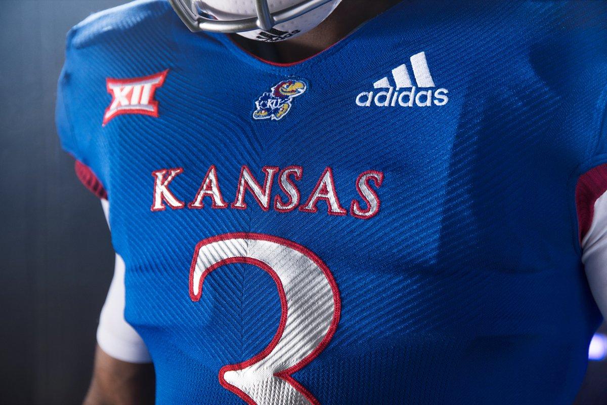 New Primeknit A1 Uniforms for Kansas — UNISWAG
