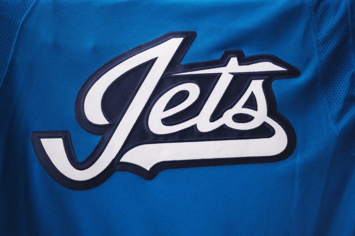 Winnipeg Jets Aviator Jersey Uniswag