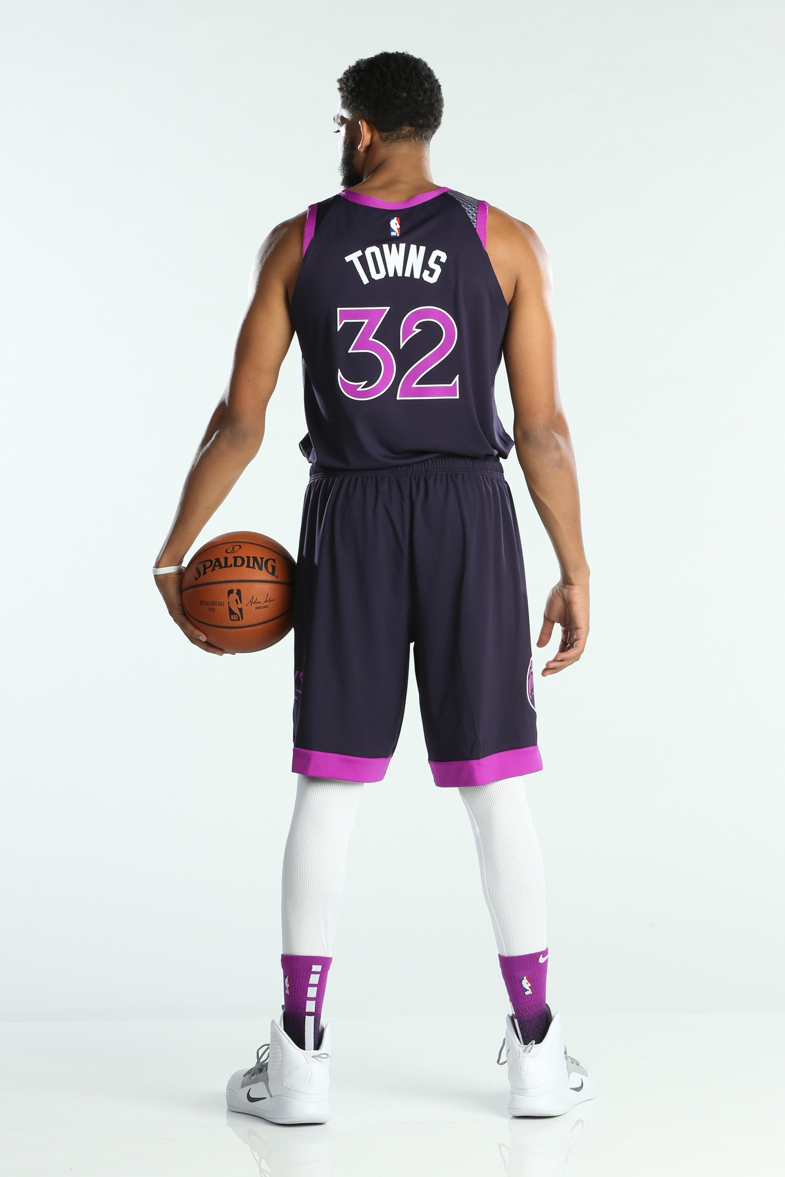 Timberwolves City Edition Uniforms Uniswag